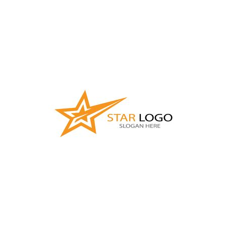 star succes people icon and symbols temlplate Stock Vector - 134742066
