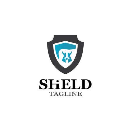 Shield Icon Vector illustration design Vector Illustration