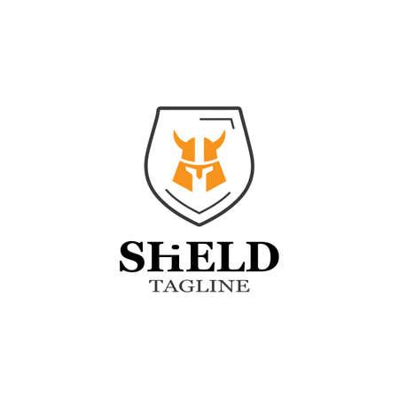 Shield Icon Vector illustration design