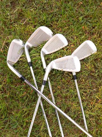 liesure: golf Stock Photo
