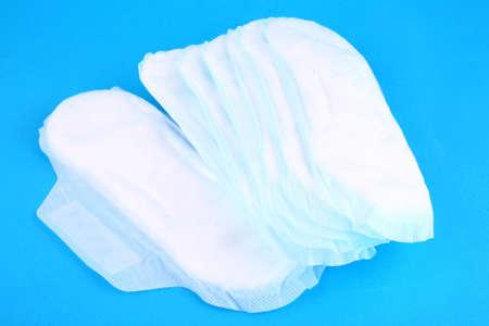 Feminine white and blue product