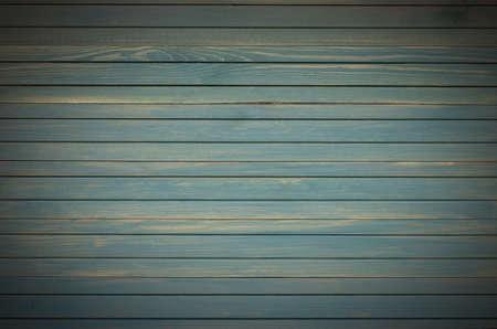 Blue wooden background made of design boards