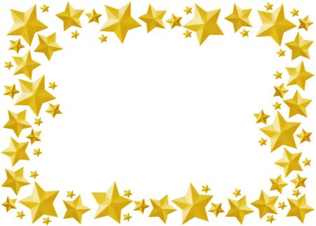 Decoration star. Stock Photo
