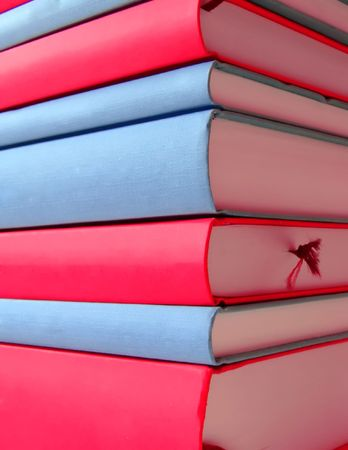 Stack of book. Stock Photo - 840523
