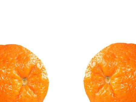 ornage: Ornage fruit.