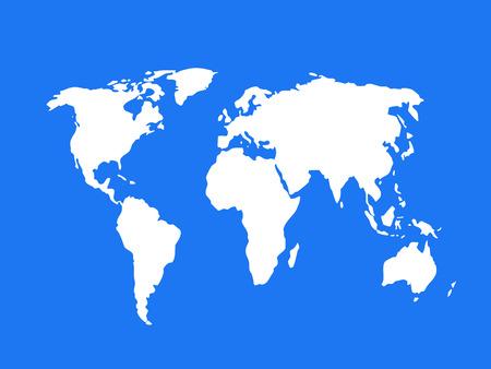 worl: Worl map.