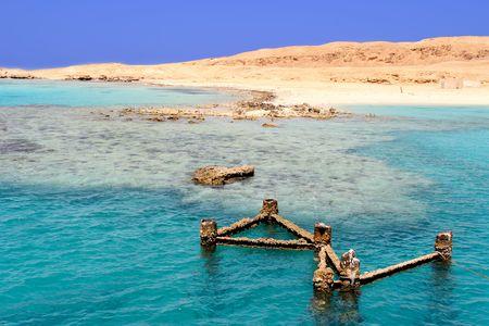 turquise: Untouched seaside and beautiful turquise sea.