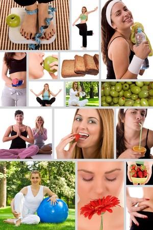 Healthy lifestyle concept. Stock Photo - 3985900