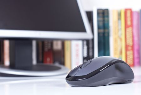 internet education Standard-Bild