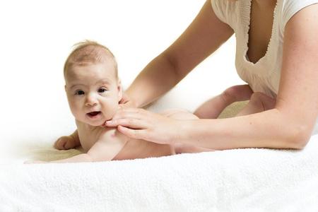 massage enfant: massage pour bébé