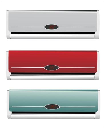aire acondicionado: Acondicionador de aire