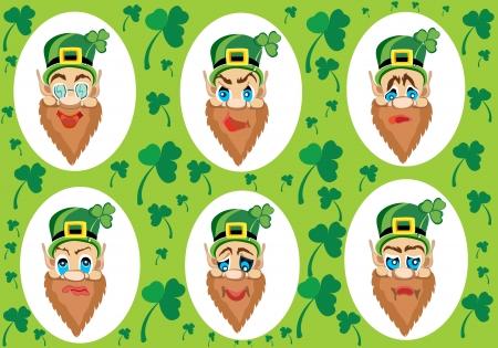 st  patrick's day: St  Patrick s Day  Illustration