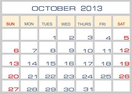 december kalender: kalender december 2013