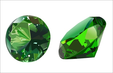 gemstone: emerald