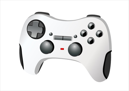 controller: Video Game Controller Illustration