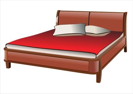 duvet: Bed
