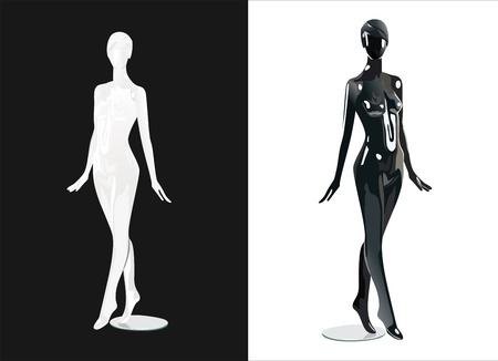 dummy: Mannequin, Dummy