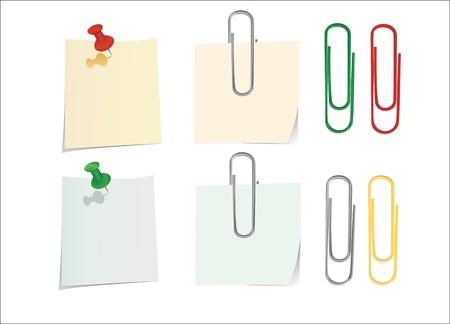 sticky paper: sticky paper set