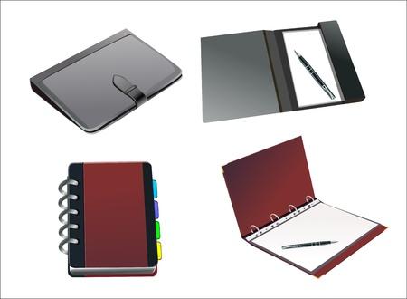 diary book Stock Vector - 14328169