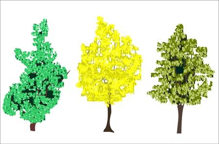 tree Stock Vector - 14328231