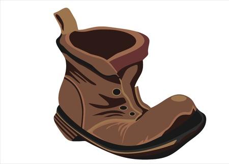 shoe Stock Vector - 14328026