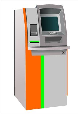 bancomat: atm machine