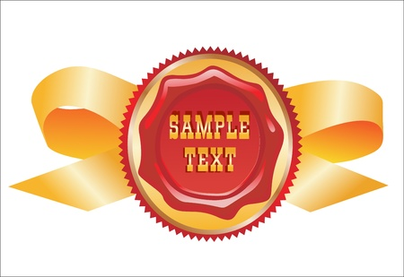 Quality Seal Stock Vector - 14630898