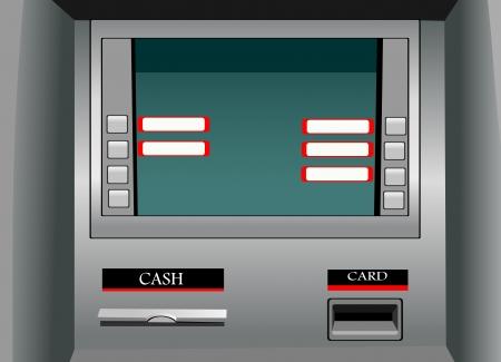 atm card: Cajero autom�tico