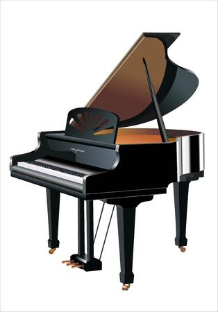 grand: piano