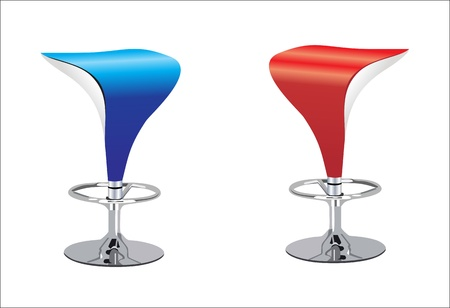 Modern Chair Stock Vector - 15086276