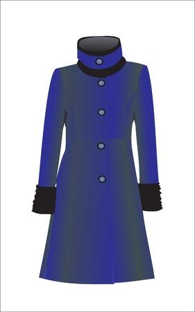 slicker:  women coat