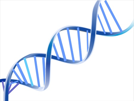 genetic research: DNA