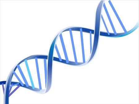 DNA Ilustração Vetorial