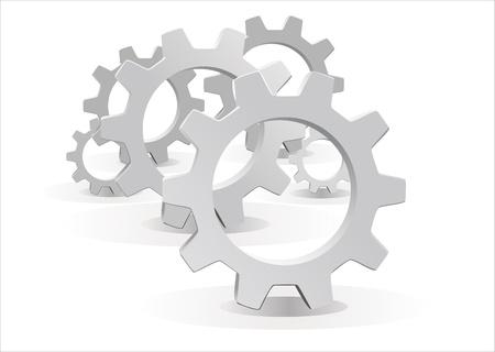 Vector illustration of 3d  Stock Vector - 15995208