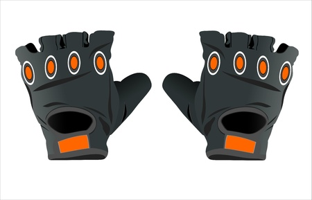 biking glove: bicycle gloves