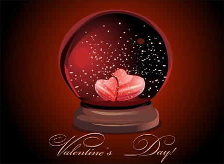 valentine s hearts Stock Vector - 16749554