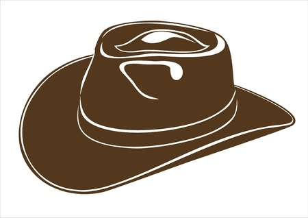 cowboy hat Stock Vector - 17483907