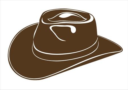 cowboy hat Stock Vector - 17483907