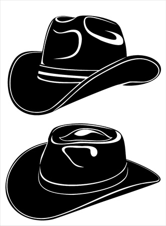 cowboy hat Stock Vector - 17483930