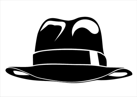 vintage hat Stock Vector - 17483911