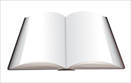 open book Stock Vector - 17754582