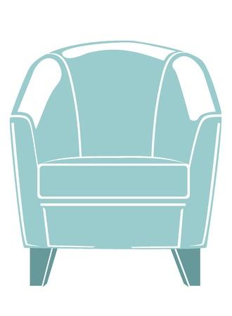 urbane: lounge chair