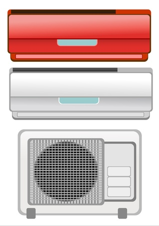 Air conditioner Stock Vector - 18464111