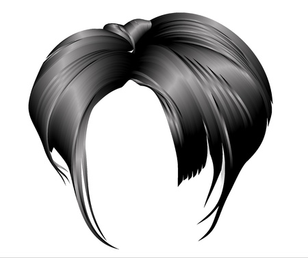hair setting: hair styling for woman