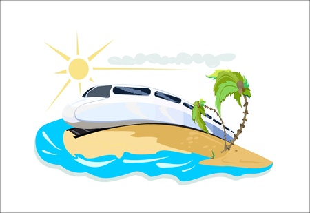 commercial activity: Travel transportation icon