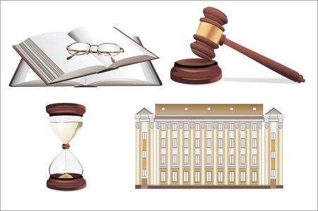 tribunal: Vector law set