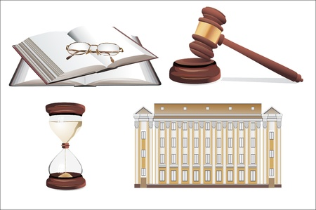 prosecutor: Vector set di legge