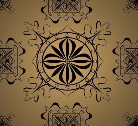 seamless patterns  Vector Vector