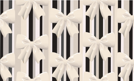 bows seamless background