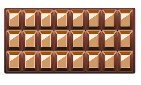Chocolate illustration Vector